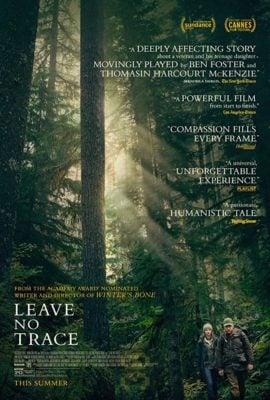 دانلود رایگان فیلم Leave No Trace 2018 + زیرنویس فارسی