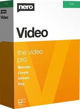 دانلود Nero Video 2020 v22.0.1015 - ویرایش حرفه ای فیلم با نرو ویدئو