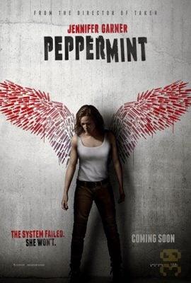 دانلود فیلم Peppermint 2018 با لینک مستقیم + زیرنویس فارسی