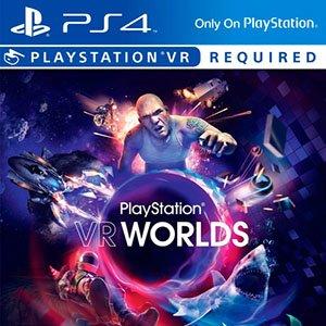 دانلود نسخه هک شده بازی PlayStation VR Worlds برای PS4