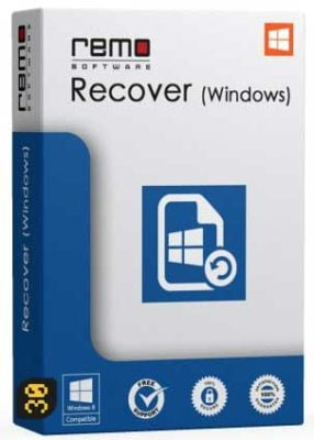 دانلود Remo Recover Windows 5.0.0.40 - بازیابی اطلاعات ویندوز