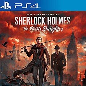 دانلود نسخه هک شده بازی Sherlock Holmes: The Devils Daughter برای PS4