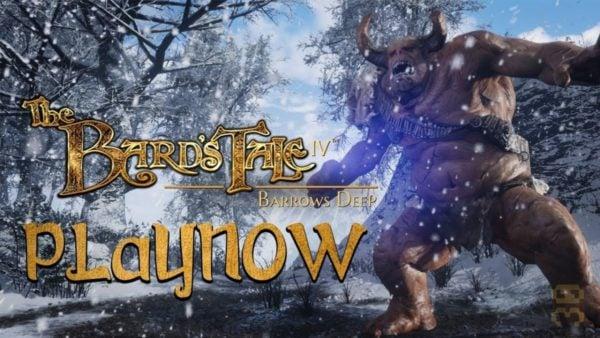 دانلود بازی کامپیوتر The Bards Tale IV Barrows Deep 2018