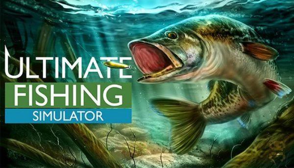 دانلود بازی ماهیگیری Ultimate Fishing Simulator 2018 برای کامپیوتر + آپدیت