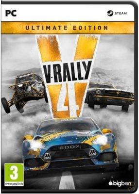 دانلود بازی V-Rally 4 برای کامپیوتر + آپدیت