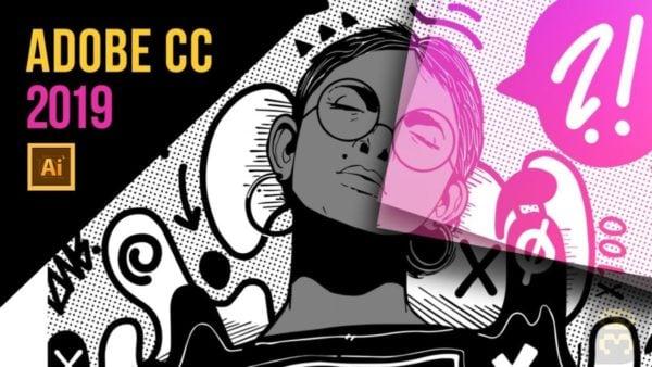 دانلود Adobe Illustrator CC 2019 v23.0.3.585 - طراحی برداری + کرک