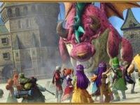 دانلود نسخه هک شده Dragon Quest Heroes برای PS4