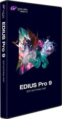 دانلود Grass Valley EDIUS Pro v9.10.3086 - تدوین گر حرفه ای ادیوس