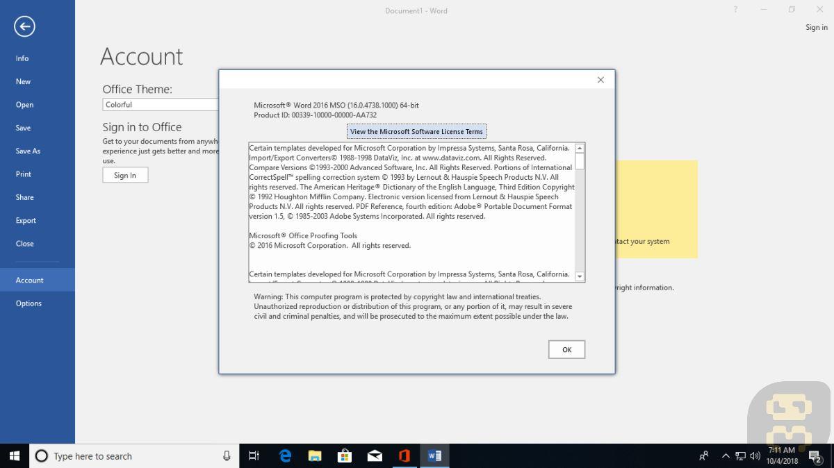 microsoft office crack download 2018