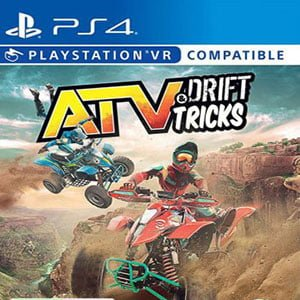 دانلود نسخه هک شده ATV Drift and Tricks برای PS4