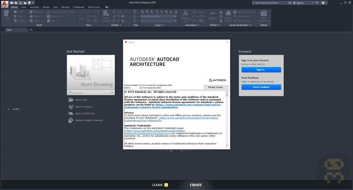Autodesk AutoCAD Architecture 2020 + Crack