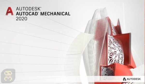 دانلود Autodesk Autocad Mechanical 2020 + کرک