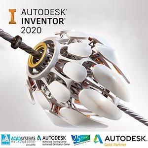 دانلود Autodesk Inventor Professional 2020.1 + کرک