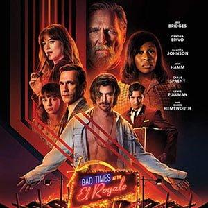 دانلود رایگان فیلم Bad Times at the El Royale 2018 + زیرنویس فارسی + 4K