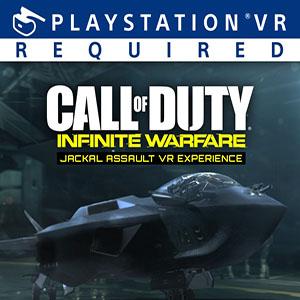 دانلود نسخه هک شده بازی Call Of Duty: Infinite Warfare Jackal Assault VR برای PS4