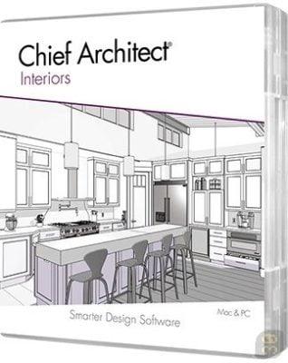 دانلود Chief Architect Interiors X11 21.3.1.1 - نرم افزار دکوراسیون داخلی