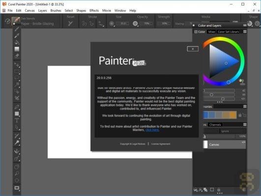 دانلود Corel Painter 2020 v20.1.0.285 - رسم نقاشی حرفه ای در کامپیوتر