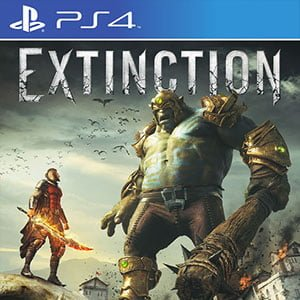 دانلود نسخه هک شده بازی Extinction برای PS4