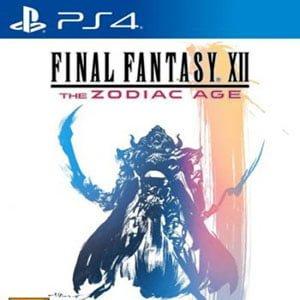 دانلود نسخه هک شده بازی Final Fantasy XII The Zodiac Age برای PS4