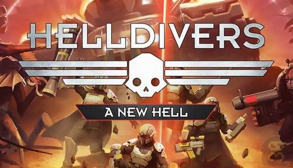 دانلود بازی کامپیوتر HELLDIVERS A New Hell Edition + کرک