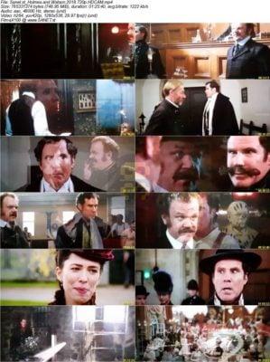 دانلود فیلم Holmes and Watson 2018 با لینک مستقیم