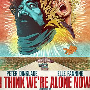 دانلود رایگان فیلم I Think We're Alone Now 2018 + زیرنویس فارسی