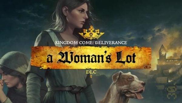 دانلود بازی Kingdom Come Deliverance A Womans Lot برای کامپیوتر