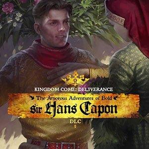 دانلود بازی کامپیوتر Kingdom Come Deliverance The Amorous Adventures of Bold Sir Hans Capon 2018
