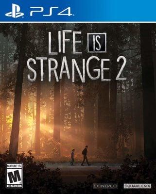 دانلود بازی Life is Strange 2 برای PS4 + آپدیت