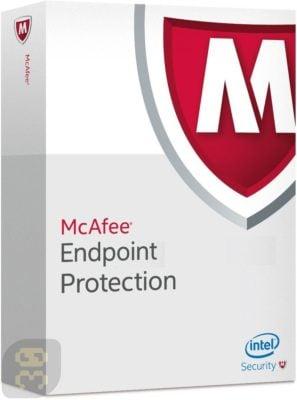 دانلود McAfee Endpoint Security 10.6.1.190212 - آنتی ویروس تحت شبکه مکافی
