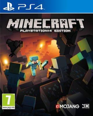 دانلود نسخه هک شده Minecraft برای PS4