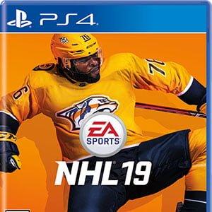 دانلود بازی NHL 19 برای PS4