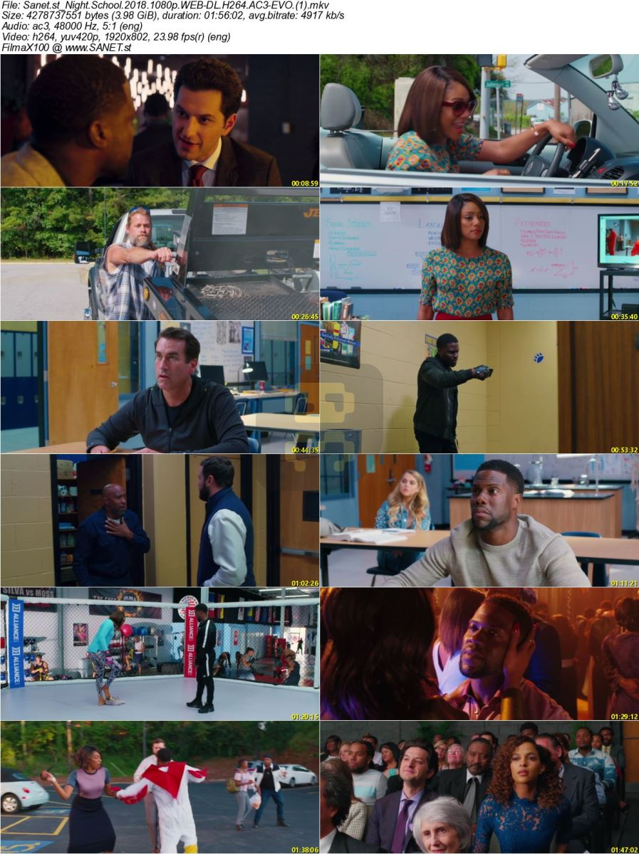 Free Movie Night School 2018 Subtitle Persian 2018 12 11 A2z P30