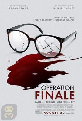 دانلود رایگان فیلم Operation Finale 2018 + زیرنویس فارسی