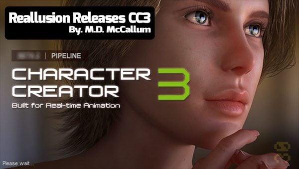 دانلود Reallusion Character Creator 3.01.1016.1 - طراحی سه بعدی چهره کاراکتر
