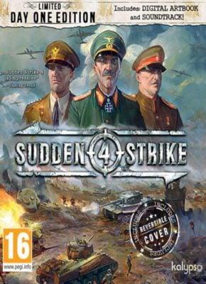 دانلود بازی Sudden Strike 4 v1.12.2 برای کامپیوتر