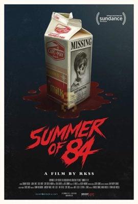 دانلود رایگان فیلم Summer of 84 + زیرنویس فارسی