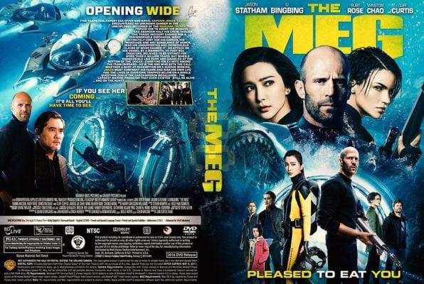 دانلود فیلم The Meg 2018 با لینک مستقیم + زیرنویس فارسی + 4K