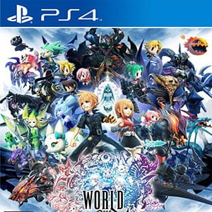 دانلود نسخه هک شده Worlds Of Final Fantasy برای PS4