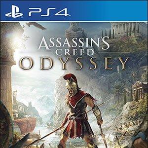 دانلود بازی Assassin's Creed Odyssey برای PS4 + آپدیت