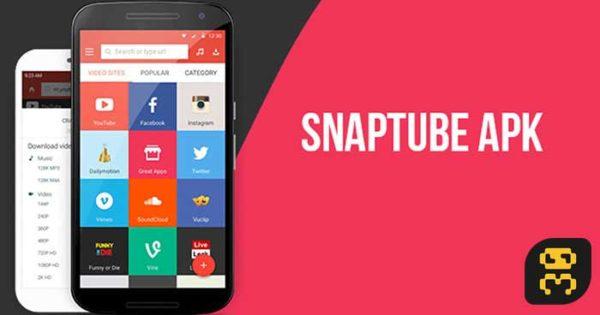 SnapTube v4.53.0.4532610 - دانلود راحت از یوتیوب در اندروید