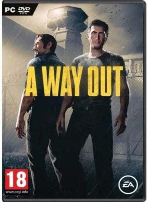 دانلود بازی A Way Out برای کامپیوتر + کرک