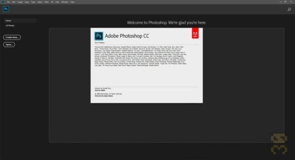 دانلود Adobe Photoshop CC 2019 v20.0.4 - جدیدترین نسخه فتوشاپ + کرک