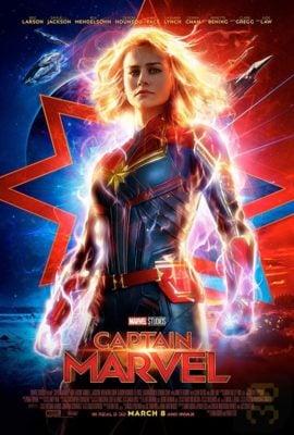 دانلود فیلم Captain Marvel 2019 + زیرنویس فارسی + 4K