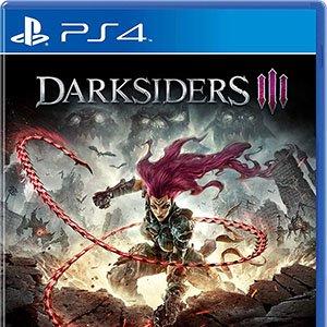 دانلود بازی Darksiders 3 برای PS4 + آپدیت + هک شده
