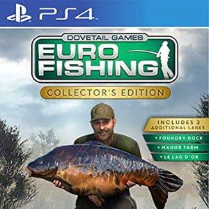 دانلود نسخه هک شده بازی Euro Fishing برای PS4