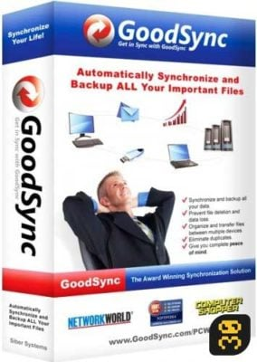 دانلود GoodSync Enterprise v10.10.7.7 - هماهنگ سازی و بکاپ از اطلاعات