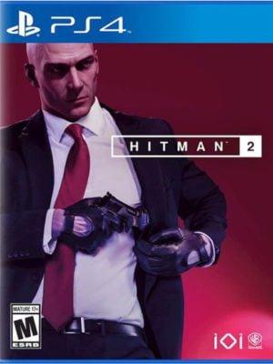دانلود نسخه هک شده بازی Hitman 2 برای PS4