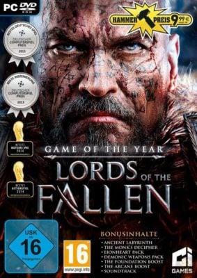 دانلود بازی Lords of the Fallen Game of the Year Edition برای کامپیوتر + کرک