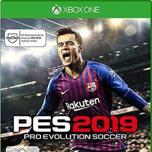 دانلود بازی PES 2019 برای XBOX ONE